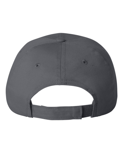 Charcoal - Back, VC6440 Valucap Econ Hat | T-shirt.ca