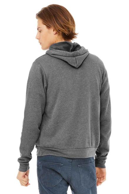 3719 Bella+Canvas Poly/Cotton Fleece Pullover Hoodie | T-shirt.ca