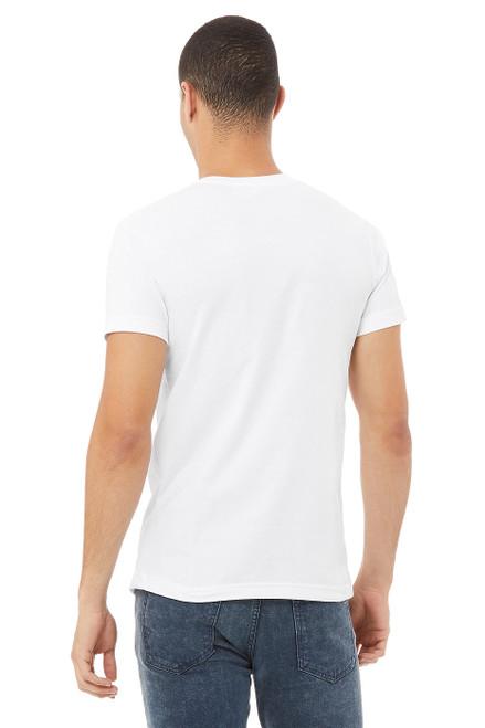 B3005 Bella+Canvas Delancey V-Neck T-Shirt  | T-shirt.ca