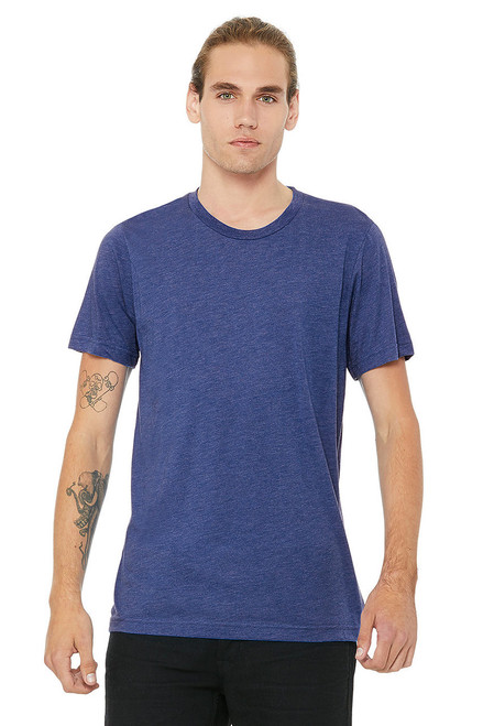 B3413 Bella+Canvas Triblend T-shirt | T-shirt.ca