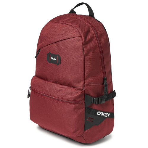 Iron Red, Side - 921417 Oakley Street Backpack | T-shirt.ca