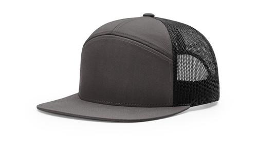 RC168 Richardson 7 Panel Trucker Hat | T-shirt.ca