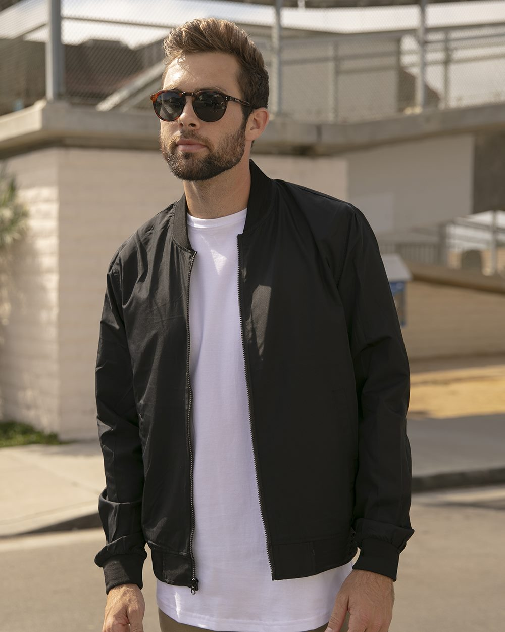 The Bomber Jacket for Spring
