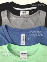 Labels: tagless vs. tearaway | T-Shirt.ca