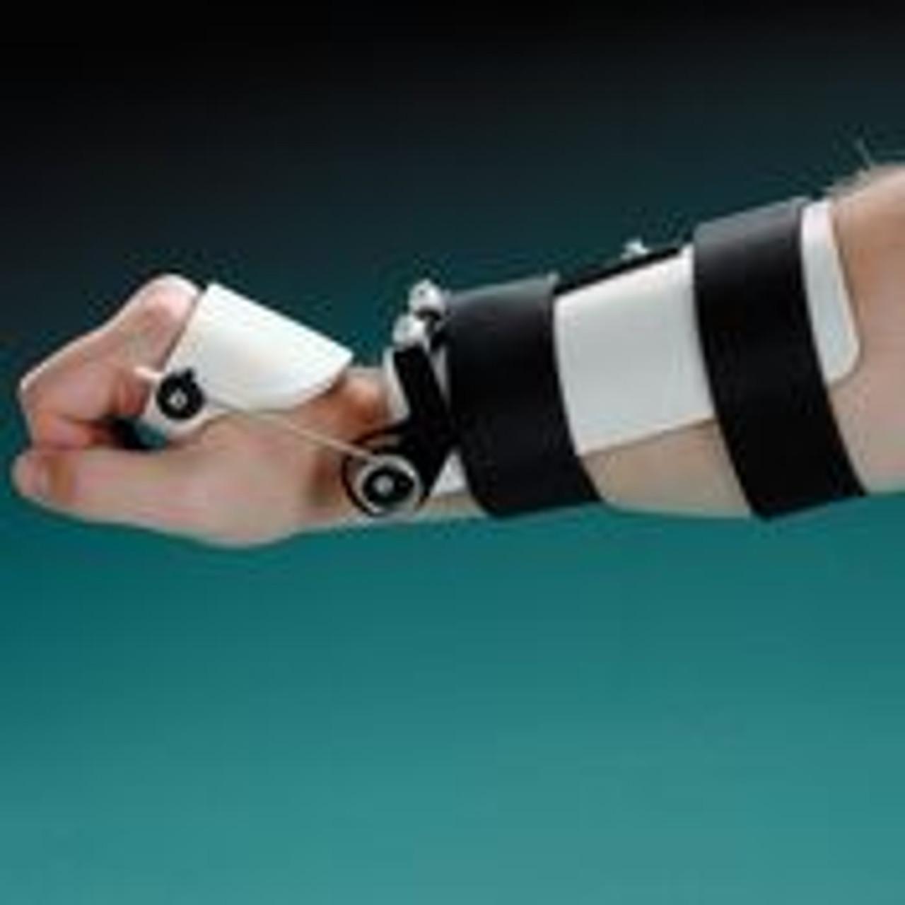 A352200 Patterson Medical Rolyan Dynamic Wrist Splint, Small