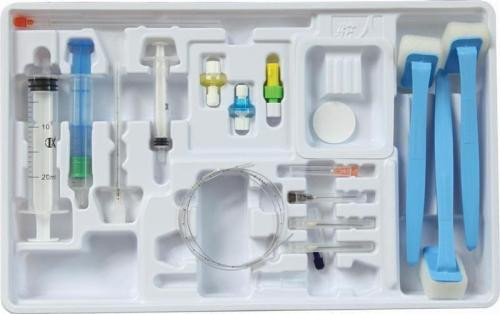 12093-20 Smiths Medical Cse Anes Tray W/Drugs % 10/Ca