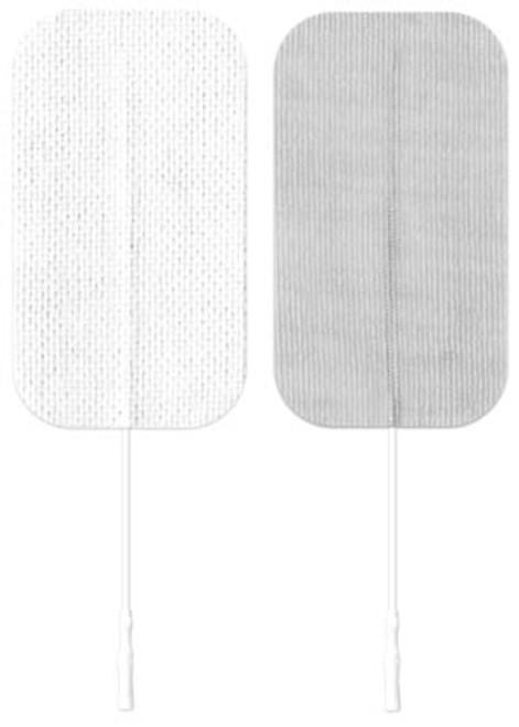 """ST5090 Axelgaard StimTrode Electrode, 2"""" x 3 1/2"""" Rectangle, 4/pk, 10 pk/bg, 1 bg/cs Sold as cs"""