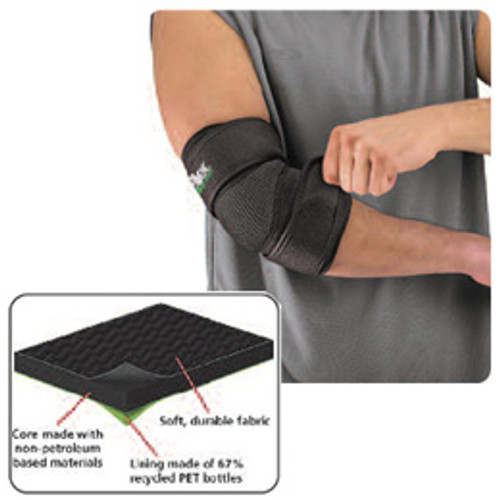 55cb9dc15c Patterson Medical. 081564780 Patterson Medical Mueller Green Adjustable  Elbow Support