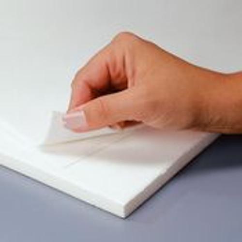 "A4551 Patterson Medical Kushionflex Padding, Adhesive Back 1/8"" (3.2mm) Case of 4"