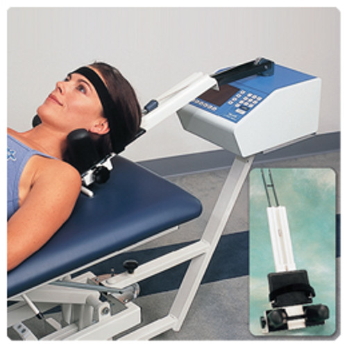 A501004 Patterson Medical Saunders Clinical Cervical Traction System Clinical Device Only