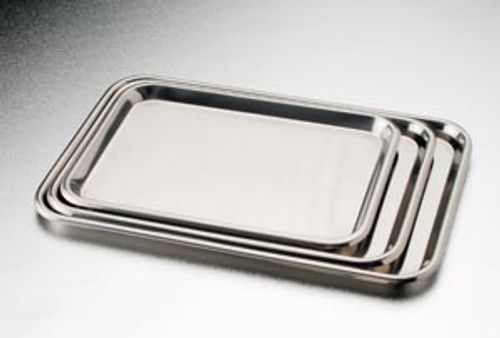 Dukal Corporation 4259 Instrument Tray, 12 1/8 in  x 7 5/8 in  x 2 1