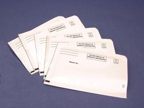 1002 Helena Laboratories ColoScreen Envelopes, 100/bx Sold as bx