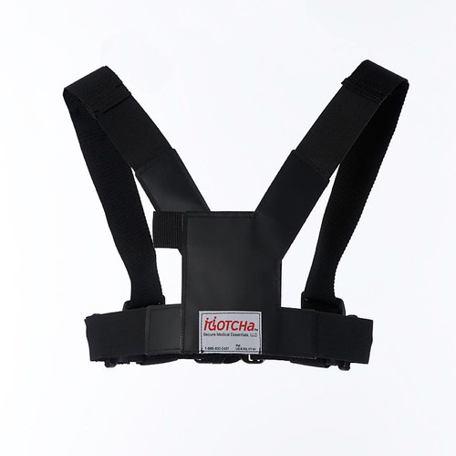 iGOTCHA Quick Release Wheelchair Safety Harness (FDA Compliant, Medicare Code E0960, Made in USA)