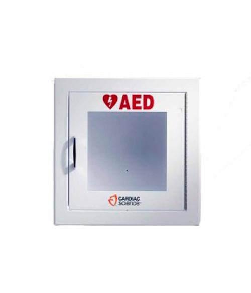 50-00395-10 Cardiac Science Semi recessed cabinet