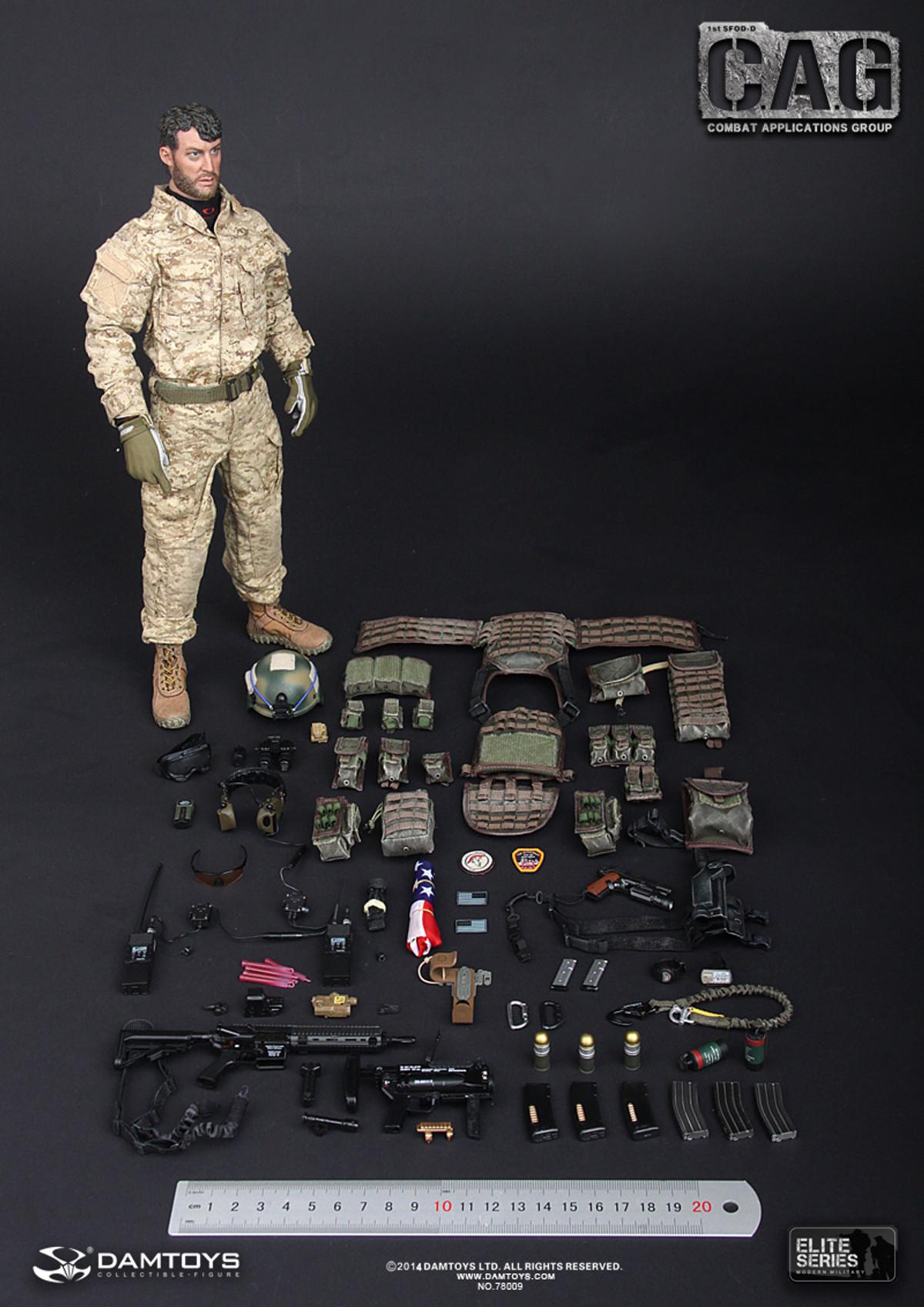 DAM - 1st SFOD-D Combat Applications Group