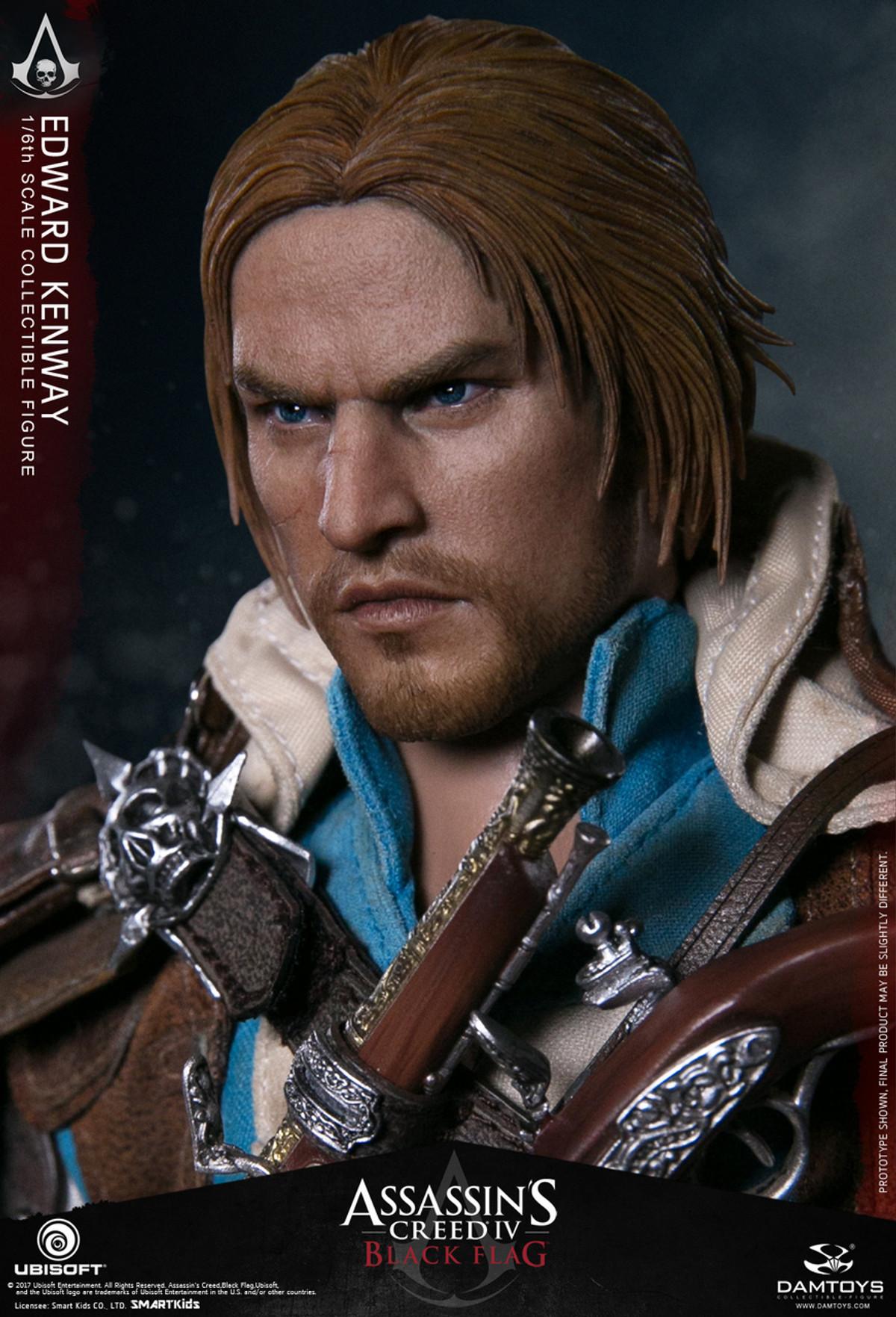 Dam Toys Assassin S Creed Black Flag Edward Kenway