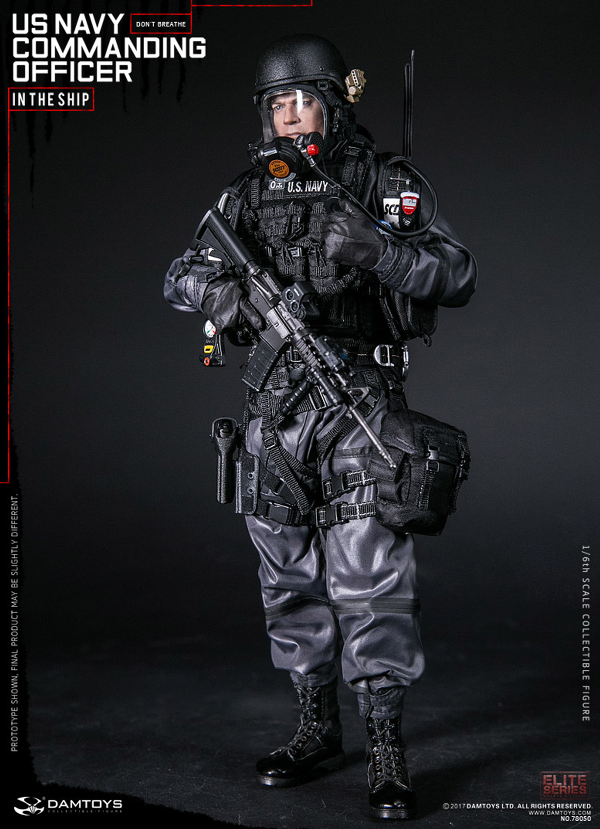 Navy Working Uniform Set w// Patches 1//6 Scale Damtoys Action Figures