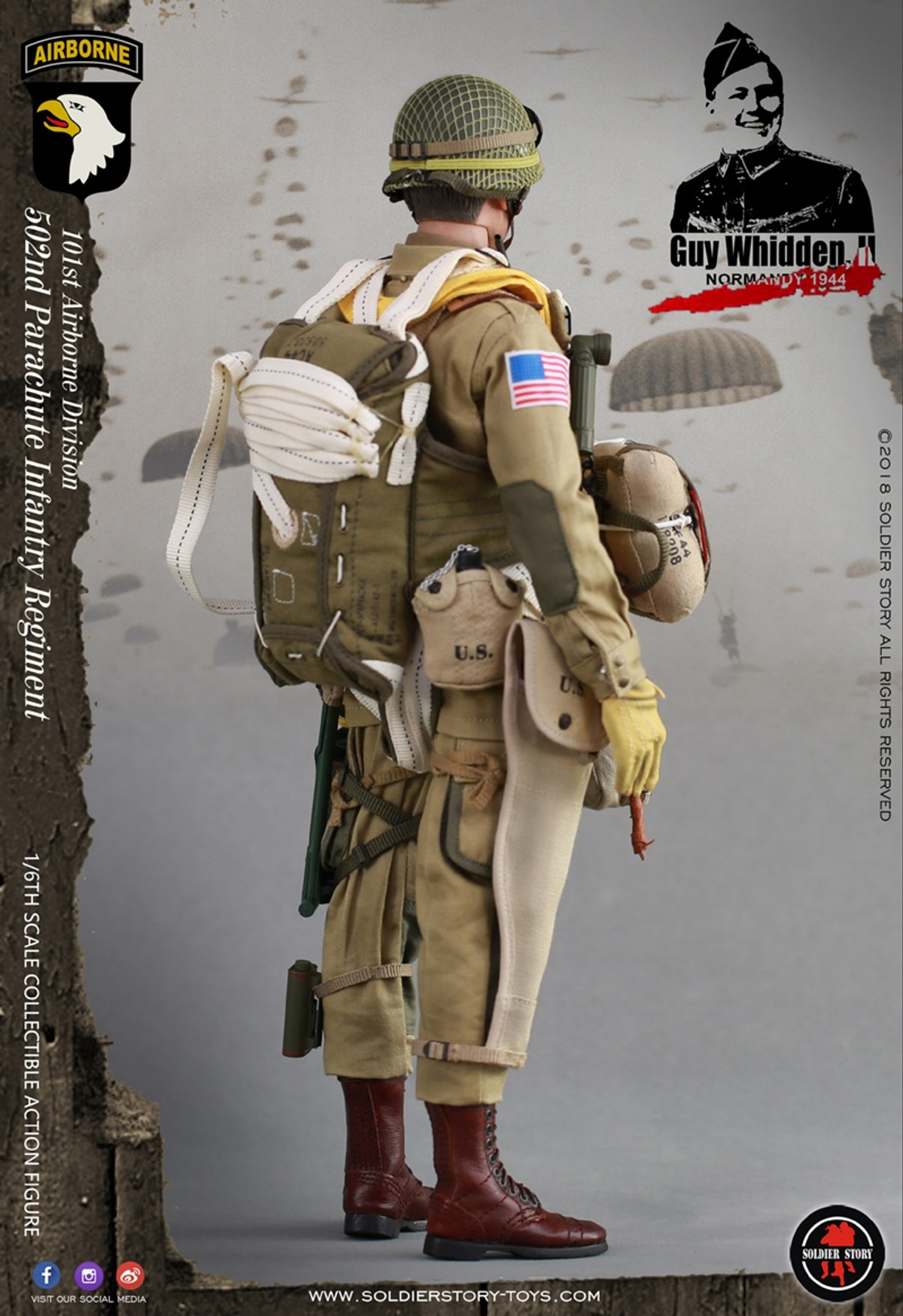 Soldier Story - WWII 101st Airborne Division