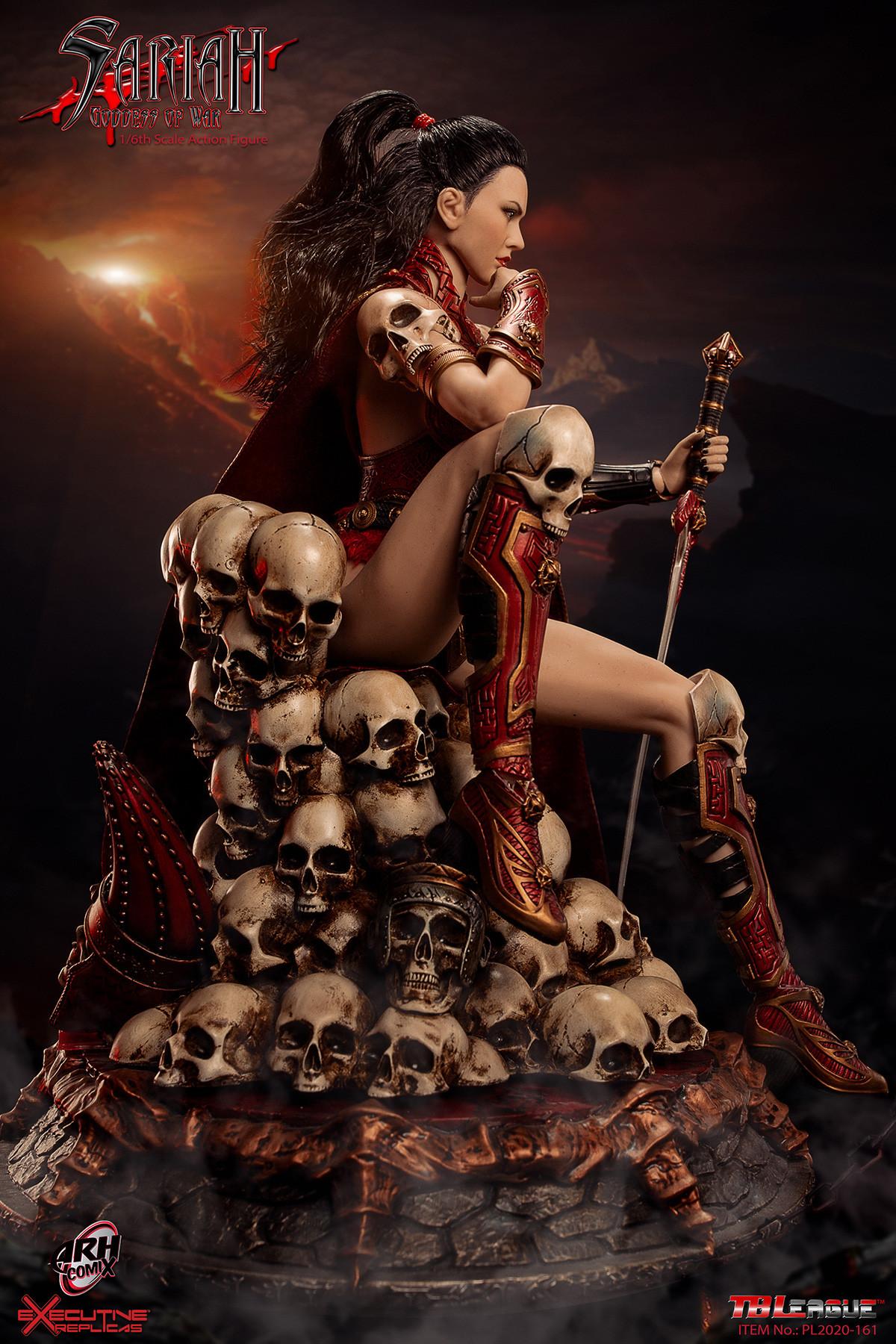 Sariah Goddess of War 1//6 Scale Battle Shield TBLeague Action Figures