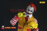Super Duck - Hamburg Uncle Clothes Set - Ronald McDonald