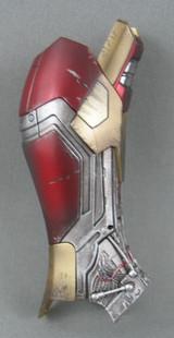 Hot Toys - Ironman Armor - Left Leg - Damaged