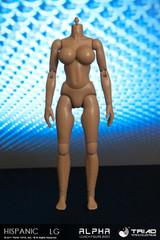 Triad - Female Body - Alpha - Hispanic Headless Large Breast