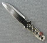 PlayToy - Throwing Dagger - Metal