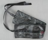 303 Toys - Belt - Cloth/Silk - Black