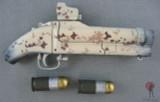 DAM - Modified M79 Grenade Launcher - /w Sling & 40mm Grenades - Desert Camo