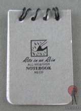 Soldier Story - Notepad - Grey Cover