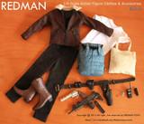 REDMAN - Sheriff Leather Edition Package (Walking Dead)