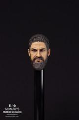 Mom Toys - Spartan Character Head Sculpt A
