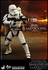 Hot Toys - Star Wars: The Force Awakens - First Order Flametrooper