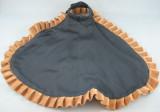 Other - Skirt - Long Drape Style - Brown/Black