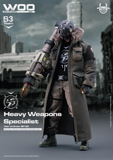 Devil Toys - War of Order - Heavy Weapons Specialist