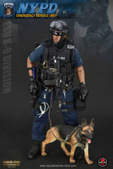 """Soldier Story - NYPD ESU """"K-9 DIVISION"""""""