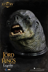 Asmus Toys - The Lord of the Rings Series: Cave Troll Bust