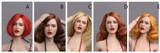 GAC Toys - Female Head Sculptures - Five Colors GAC017