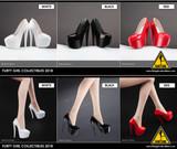 Flirty Girl - High Heel Shoes