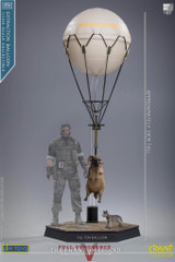 LIM Toys - 1/12 Scale - Extraction Balloon with Sheep and Dog