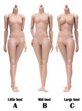POP Toys - Super Flexible Female Body - Sun Tan