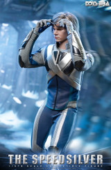 Toys Era - The Speedsilver Ultimate Combat Suit - Standard