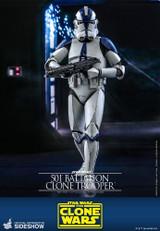 Hot Toys - Star Wars The Clone Wars - 501st Battalion Clone Trooper