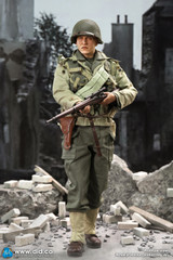 DID - WWII US 2nd Ranger Battalion Series 4 - Private Jackson