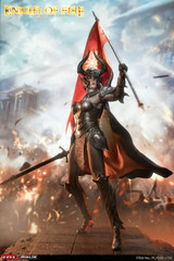 TBLeague - Knight of Fire - Black