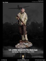 Facepoolfigure - US 29th Infantry Technician France 1944