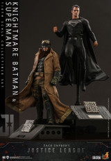Hot Toys - Justice League - Knightmare Batman and Superman Set