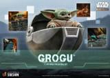 Hot Toys - Star Wars The Mandalorian - Grogu Set