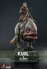 Hot Toys - Star Wars The Mandalorian - Kuiil and Blurrg Set
