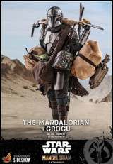 Hot Toys - Star Wars The Mandalorian and Grogu (Deluxe Version)